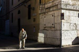 "Imagen de ""Passeggero"" en Vicenza de Alex Basha"