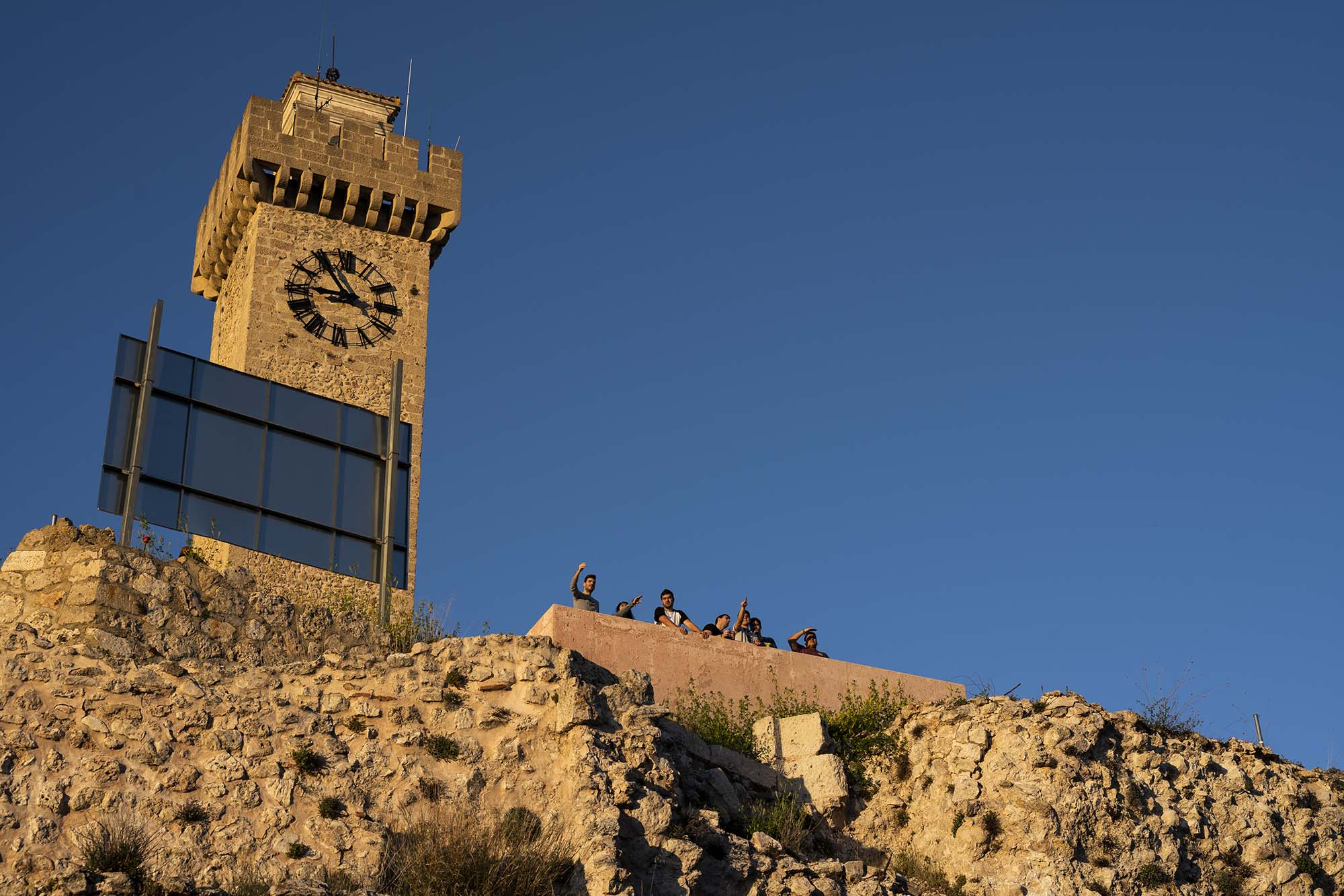 Barrio judío de Cuenca y la Torre de Mangana