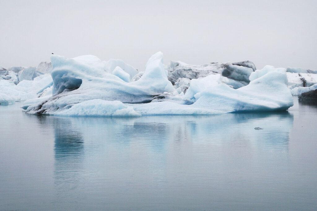 Microplásticos en la Antártida