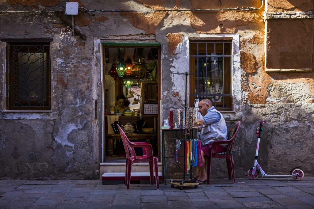 Imagen en Venezia de Alex Basha