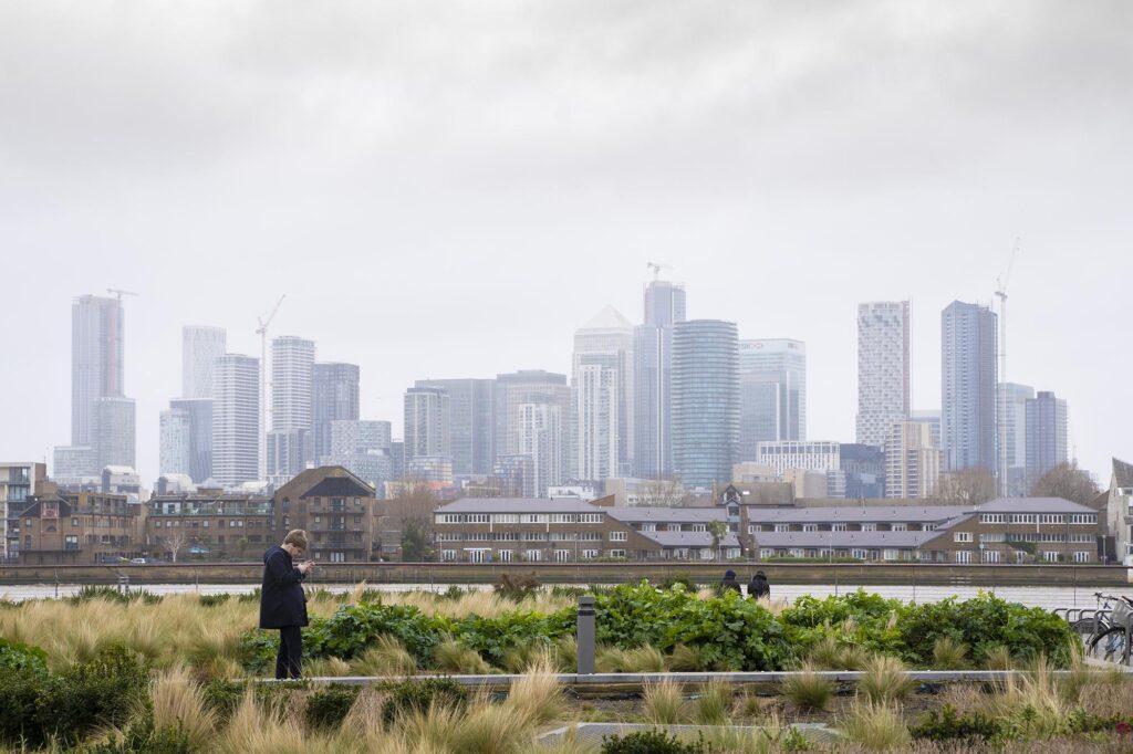 Londres sin NO2