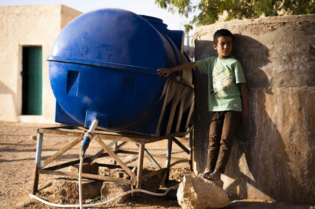 Saneamiento agua potable Sahara